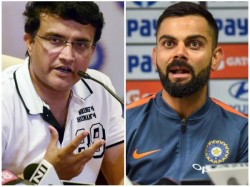 Former Captain Sourav Ganguly Criticise Kohli For Not Playing Ashwin In First Test
