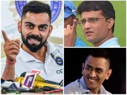 Indian Captain Virat Kohli Overtakes Sourav Ganguly In Tests