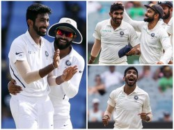 Indian Pacer Jasprit Bumrah Creates New Record In Test Cricket