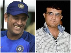 Former Captain Ms Dhoni Wont Be Playing Forever Says Ganguly