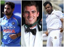 Test Bowlers Who Can Score Century In Cricket Like Kumble