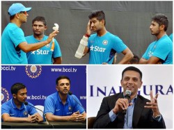 Rahul Dravid Set To Be Replaced As India A Under 19 Coach