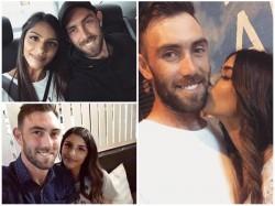 Is Australian Star Allrounder Glenn Maxwell Dating Indin Girl Vini Raman