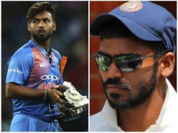 Rishabh Pant Under Pressure To Perform Against South Africa
