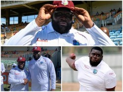 Windies Player Rahkeem Cornwall Creates Unique Record After Debut Against India