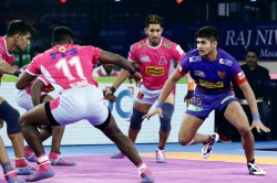 Pro Kabaddi League Gujarat Fortunegiants Puneri Paltan