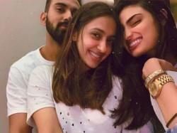 Lokesh Rahul Reveals About Rumours With Alia Bhatt S Friend Akansha Ranjan