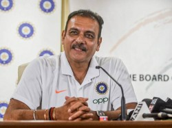 Indian Coach Ravi Shastri S No 4 For Upcoming Odis