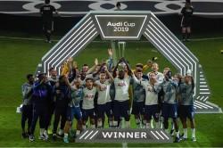 Audi Cup Football Final Tottenham