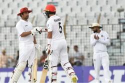 Afghanistan Bangladesh Test