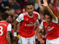 Arsenal Tottenham Epl Match Ends With Draw
