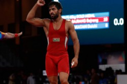 Bajrang Punia Wins First Match In World Wrestling Championships