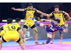 Pro Kabaddi League 2019 Jaipur Pink Panthers And Bengal Warriors Wins