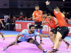 Pro Kabaddi League 2019 Bengal Warriors Beat U Mumba In Kolkata