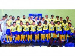 Kerala Blasters Team Launches Jersey For New Isl Season