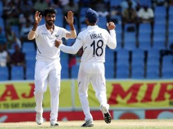 Jasprit Bumrah 5 Wickets In 5 5 Overs Sets New Test Record For India