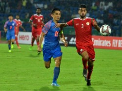 India Oman Fifa 2022 World Cup Qualifier Match