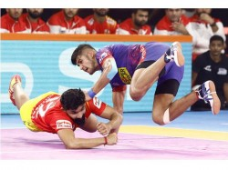 Pro Kabaddi 2019 Puneri Paltan Vs Patna Pirates In Pune