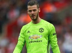 David De Gea Future At Manchester United Remains Uncertain Solskjaer
