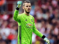 Goal Keeper David De Gea Signs New Deal With Manchester United