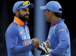 Indian Captain Kohli S Tweet Sparks Ms Dhoni Retirement Speculation