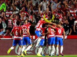Granada Stun Barcelona In La Liga