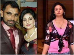 Hasin Jahan Says Mohammad Shami Thinks He Is A Big Cricketer And Powerful