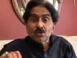Kashmir Issue Former Pakistan Player Javed Miandad Threatens