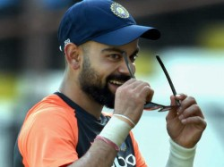 Indian Captain Virat Kohli Gives Advice To Youngsters In The Team