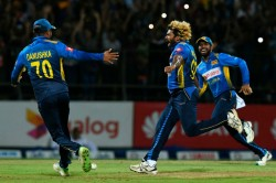 Malinga Claims 4 Wickets In 4 Balls Sri Lanka Beat New Zealand