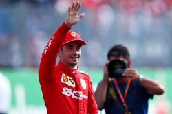 Ferraris Leclerc Wins Italian Gp