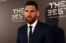 Fifa Football Award Complaint Against Messi