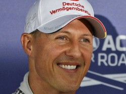 Michael Schumacher Admitted To Paris Hospital For Treatment