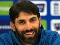 Former Captain Misbah Ul Haq Appointed As Pakistan Head Coach And Chief Selector