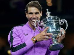 Rafael Nadal Wins Us Open Mens Title