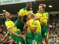 English Premier League Norwich Beat Defending Champion Manchester City