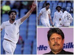 Indian Pacer Ishant Sharma Overtakes Former Captain Kapil Dev In Tests