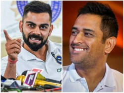 Virat Kohli Overtakes Ms Dhoni In Tests As Most Successfull Captain