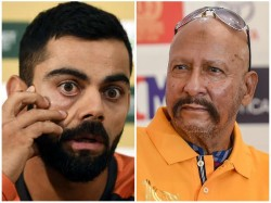 Still Cant Call Kohli As Best Ever Captain Of India Says Kirmani