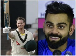 Steve Smith Beats Vrat Kohli After Record Breaking Double In Ashes