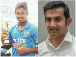 Gautam Gambhir Backs Sanju Samson To Solve India S Number Four Problem