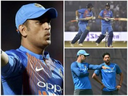 Five Instances When Former Captain Ms Dhoni Lost His Cool In Match
