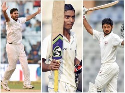 Players Who Deserved Place In Indian Test Team Against South Africa