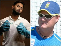 Rishabh Pant Needs To Learn From Others Mistakes Says Former Allrounder Klusener