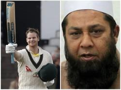 Steve Smith Breaks Former Pakistan Captain Inzaman S Record In Test