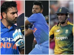 Highest Run Scorers In India South Africa T20 Matches