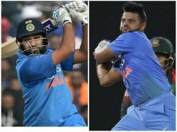 Indian Vice Captain Rohit Sharma Overtakes Suresh Raina In T
