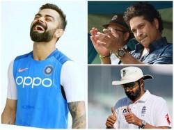 Virat Kohli Will Break Sachin S Record Says Former England Spinner Panesar