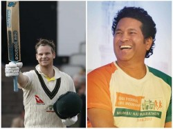Sachin Explains Reasons For Australian Player Steve Smith S Form