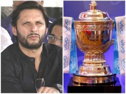 Shahid Afridi Accuses Ipl Of Threatening Lankan Players Pull Out Of Pak Tour